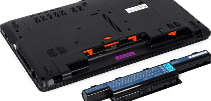 ремонт батареи ноутбука